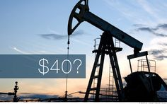 $40 oil doesn't scare Big Oil. Here's why