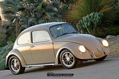 Darrell Bomgaars' 1966 Bug - DKP Car Club