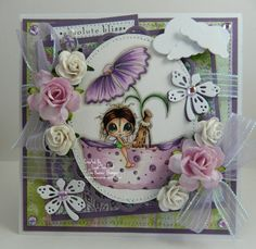 absolute bliss card by Leah Ann Gast