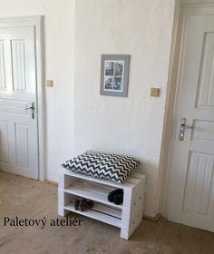 Botník z palet/lavice zvýšený 80cm Decor, Furniture, Living Room, Bench, Home, Entryway Bench, Entryway, Home Decor, Room