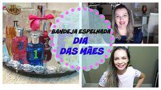 DIY/BANDEJA ESPELHADA/PARTICIPAÇÃO DIÁRIO DA VAL/LETICIA ARTES