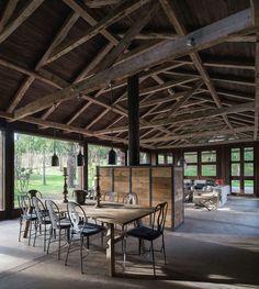 Gallery - Barn House at Lake Ranco / Estudio Valdés Arquitectos - 1