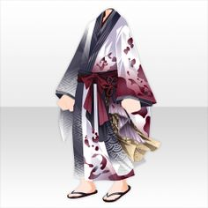 Sweet Magic, Japan Outfit, Clothing Sketches, Uniform Design, Cocoppa Play, Japanese Outfits, Mens Fashion, Fashion Outfits, Yukata