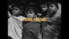 The Apu Trilogy: 2015 Restoration - Janus Films Trailer