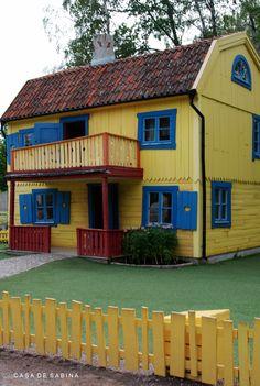 SWEDEN  Astrid Lindgrens Värld, Vimmerby