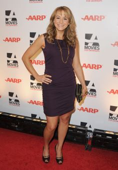 "Megyn Price - Megyn Price Photos - AARP Magazine's Annual Movies For Grownups"" Awards Gala - Arrivals - Zimbio Megyn Price, Great Legs, Dress And Heels, Celebs, Female Celebrities, Blond, Hot Girls, Awards, Sexy Women"