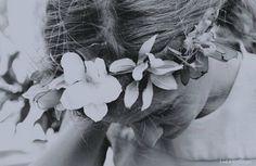 Coronas de flores, tocados novias, tocados, Lulé Collage, comuniones