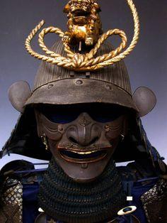 samurai helmet - Google Search
