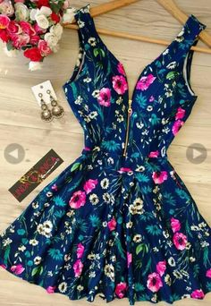 Lindo Dress Outfits, Casual Dresses, Short Dresses, Girls Dresses, Prom Dresses, Summer Dresses, Trendy Outfits, Cool Outfits, Fashion Outfits