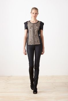 #CountryRoad // Check Front #Top $99.00 // 5 Pocket #Jegging $99.00 //  Electra High #Heel $229.00