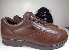 Mens SAS Tripad Comfort casual brown shoes size 10 1/2 M