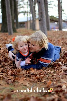 Mother and Daughter. Rolling in the leaves & so cute! Newborn & Children Photography - Candid Clicker - Photography & Design   Chicago Photographer   Indiana Photographer