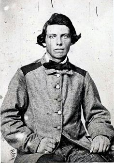 "Sergeant James Carl Powell Co. G ""Caswell Rifles"" 22nd NC State Troops, 12th NC Volunteers"