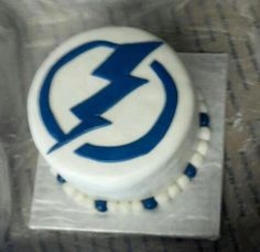 Bolts Birthday Cake 9th
