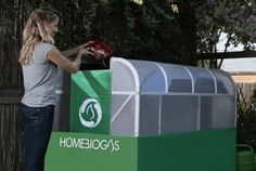 Make use of that waste!  Find out more here:   https://www.indiegogo.com/projects/homebiogas-create-your-own-energy#/   Biogas; waste-to-energy; environmental efficiency; composting; HomeBiogas; upcycle; kitchen waste; cooking gas; liquid fertilizer; sustainability; methane; GHG; Co2