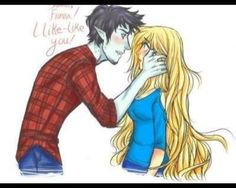 Fionna the Human Marshall Lee Fiolee Adventure Time Land Of Ooo, Finn The Human, Vampire Queen, Jake The Dogs, Beautiful Disaster, Old Shows, Adventure Time Anime, Cute Anime Couples, Marshall Lee