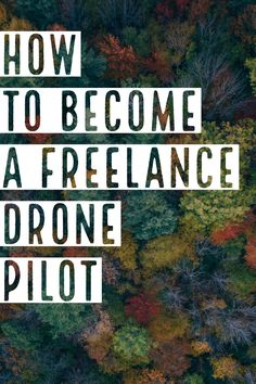 You're likely wondering how to actually become a freelance drone pilot. There are several important steps in the process and things to consider along the way, and we'll walk you through the process of getting your freelance drone business in the air.