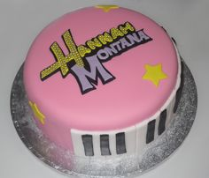 Hannah Montana cake by The Coloured Bubble Cakery - Find us on Facebook!!