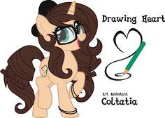 Drawing Heart by JaDeDJynX.deviantart.com on @DeviantArt