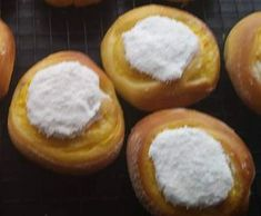 Recipe Custard Scrolls by ekh, learn to make this recipe easily in your kitchen machine and discover other Thermomix recipes in Baking - sweet. Thermomix Bread, Thermomix Desserts, Scrolls Recipe, Apple Custard, Bellini Recipe, Sweet Buns, Sweet Pastries, How Sweet Eats, Sweet Recipes