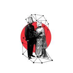 """kapel"" digital collage,  2013"