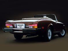 Fiat Spider 2000 (124 CS) '1979–82