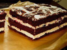 Domowe ciasta i obiady: Ciasto w kratkę