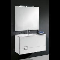 Mueble de #baño modelo Europa de #Taberner