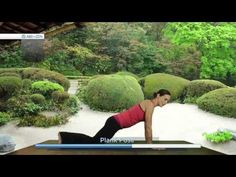 Abs To Zen Beginner Yoga Stretch (1 of 2) With Amy Caldwell
