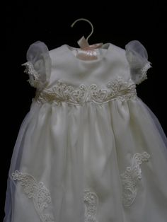 ae8155971c986 Sandra s Custom Christening or Baptism Gown made to order from your Wedding  Dress