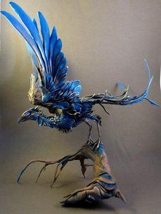 blue phoenix