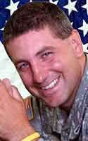 Army Sgt. 1st Class Brent A. Adams  Died December 1, 2005 Serving During Operation Iraqi Freedom  40, of West View, Pa.; assigned to the 2nd Brigade Combat Team, 28th Infantry Division, Pennsylvania Army National Guard, Washington, Pa.; killed Dec. 1 when an improvised explosive device detonated near his military five-ton truck during combat operations in Ramadi, Iraq.