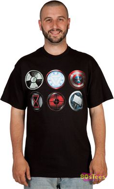 The Avengers Movie Shirt