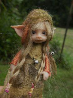The Creative Doll: Pretty  Doll by Kerri-Anne Sawyer