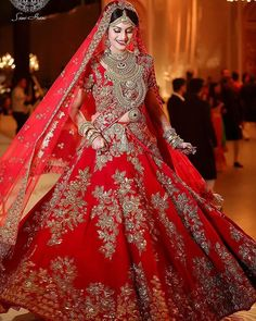 Looking for Bridal Lehenga for your wedding ? Dulhaniyaa curated the list of Best Bridal Wear Store with variety of Bridal Lehenga with their prices Indian Bridal Outfits, Indian Bridal Fashion, Pakistani Bridal Dresses, Indian Bridal Wear, Indian Dresses, Indian Bridal Jewelry, Indian Wedding Dresses, Shadi Dresses, Indian Wedding Lehenga