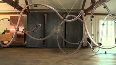 ZEIT KUNST NIEDERÖSTERREICH präsentiert BERNHARD LEITNER. Ton - Raum - Skulptur 05/03 – 31/07/2016 in St. Pölten, Landesmuseum Niederösterreich, Shedhalle ht... Time Art, Clay, Sculptures