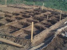 Traditional Zuni Waffle garden for the desert - notes from a woman who grew up gardening like this.