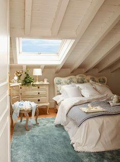 Chic & Deco: DORMITORIOS PEQUEÑOS [] SMALL BEDROOMS