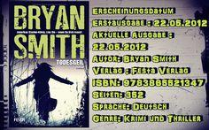 """Leserattes Bücherwelt: [Gastrezension von Karl Donatz] """"Todesgeil"""" Bryan ..."""