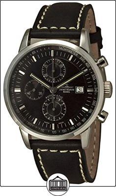 Zeno-Watch Reloj Mujer - Magellano Retro Chrono Tachymeter - 6069TVDI-c1  ✿ Relojes para mujer - (Lujo) ✿