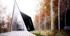 A-Frame house - Mountain West