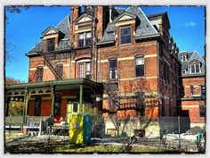 Restoration: Pullman District Chicago IL, USA  ©goOffgoffPhotography