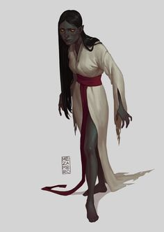 f Half Drow Elf Sorcerer I draw : …And she, whose name was Blackbird. Character Concept, Character Art, Concept Art, Character Design, Dark Fantasy, Fantasy Art, Half Drow, Street Portrait, Portrait Art