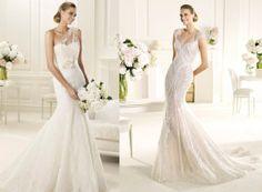 moda vestido de noiva 2014