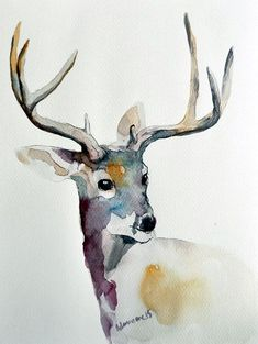 Watercolor Painting You must See (22) #watercolorarts