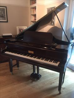 Chappell Grand restored by Chiltern Pianos, Bovingdon, Herts.