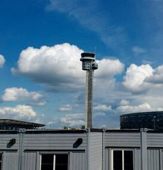 ATC Tower in Oslo, Norway