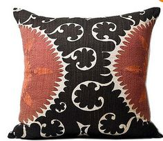 VINTAGE SUZANI ACCENT PILLOW | Flickr - Photo Sharing!