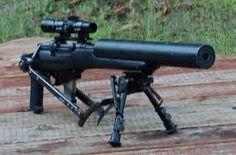 Modern update of WW II rifle.
