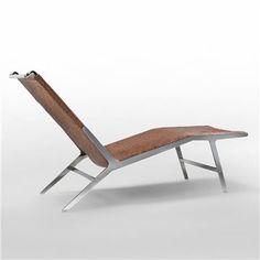 HELEN CHAISE LONGUE Designed by Antonio Citterio Manufactured by Flexform